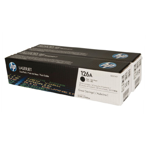 HP CE310AD TWIN PACK 126A_2