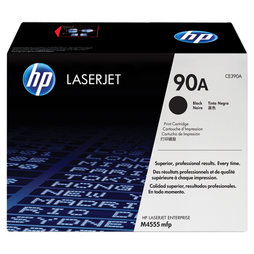 HP CE390A BLACK (M4555F/600SERIES) 90A_2