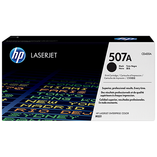 HP CE400A BLACK (M551N) 507A_2