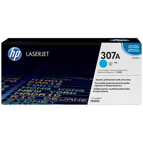 HP CE741A CYAN (CP5225SERIES) 307A_2