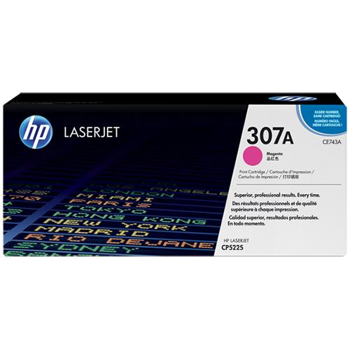 HP CE743A MAGENTA (CP5225SERIES) 307A_2