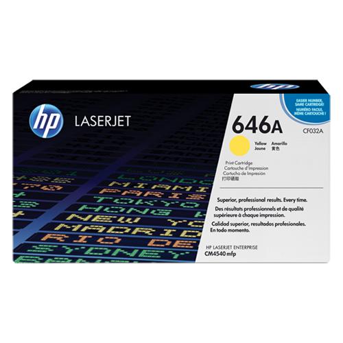 HP CF032A YELLOW (CM4540/4540F) 646A_2