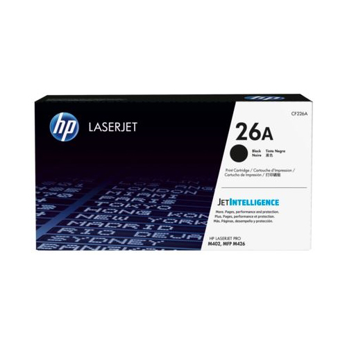 HP CF226A BLACK (LJPRO M402/M426) 26A_2