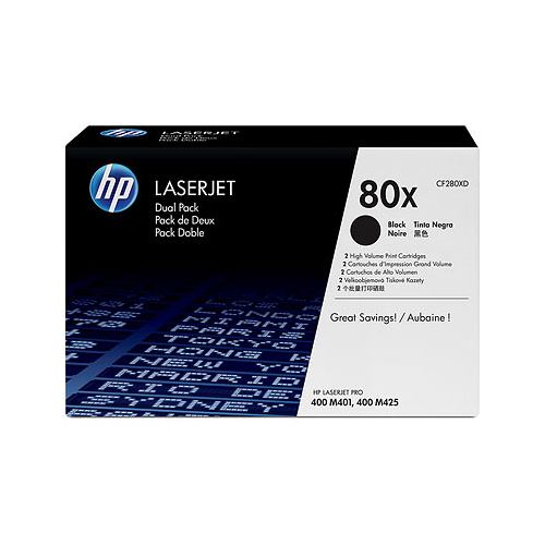HP CF280X BLACK HIGH CAPACITY (LJ PRO400MFP/M425DN) 80X_2