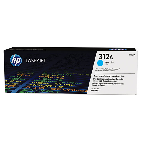 HP CF381A CYAN (M476) 312A_2