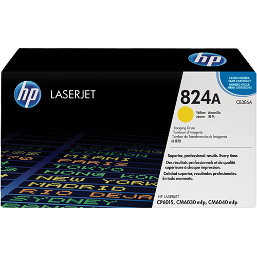 HP CB386A YELLOW IMAGING DRUM ( CP6015) 824A_2