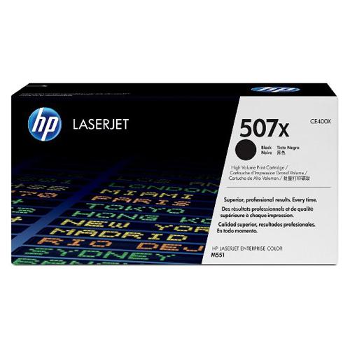 HP CE400X BLACK HIGH CAPACITY (M551N) 507X_2