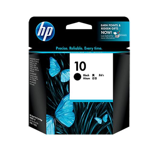 HP C4844A  Bk INK #10_2