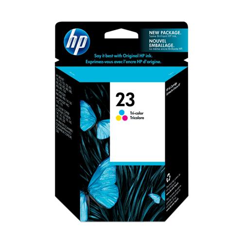 HP C1823D #23_2
