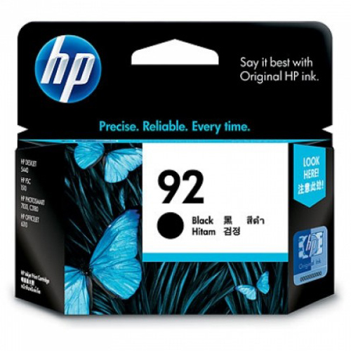 HP C9362WA #92_2
