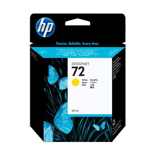 HP C9400A YELL (69ML) #72_2