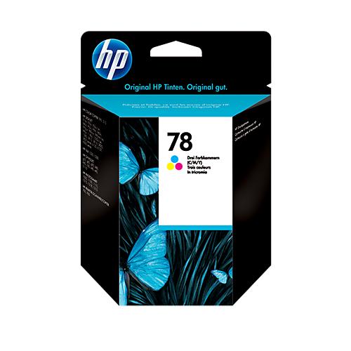 HP C6578D #78_2