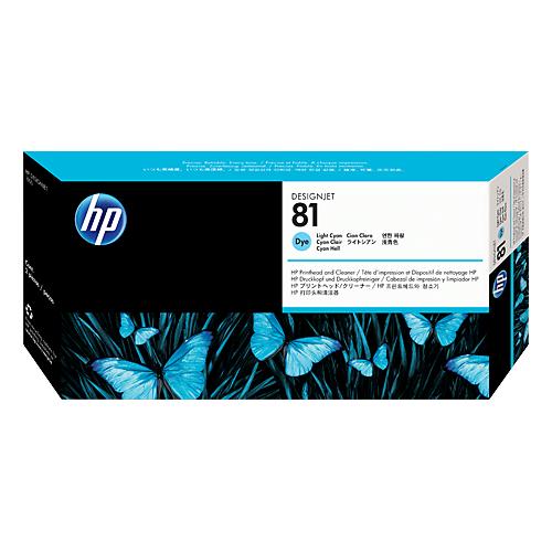 HP C4954A LT CY #81_2