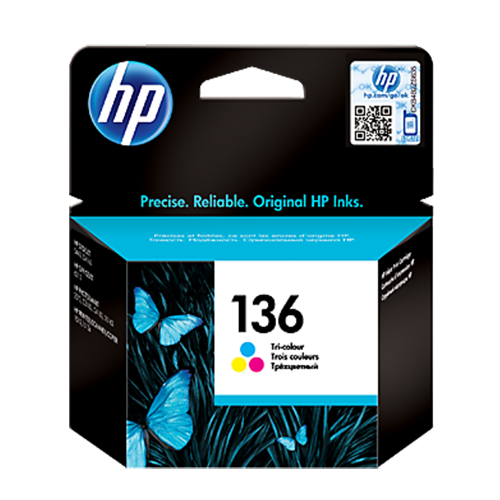 HP C9361HE CLR #136_2