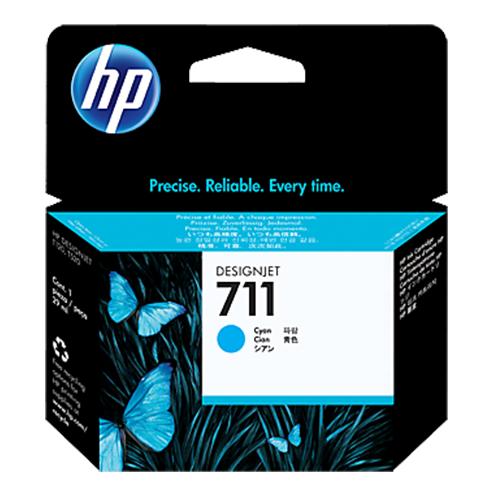 HP CZ130A CY (29ML) #711_2