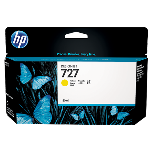 HP B3P21A YELL(130ML) #727_2