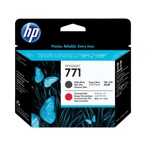 HP CE017A PRINTHEAD #771_2