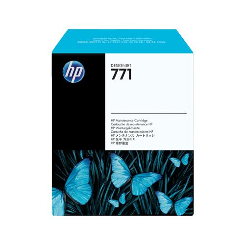 HP CH644A MAINTENANCE CARTRIDGE #771_2