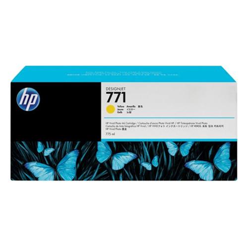 HP B6Y10A YELL #771_2