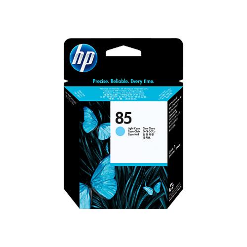 HP C94223A LT CY PRINTHEAD #85_2