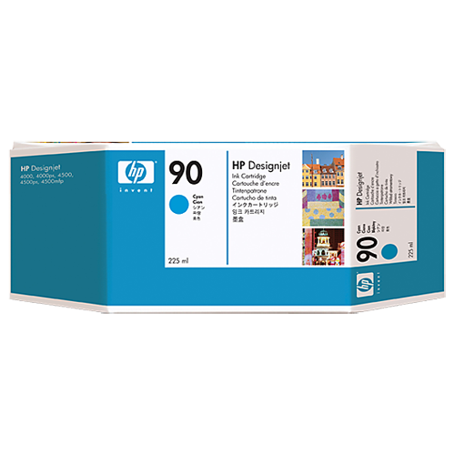 HP C5060A CY(225ML) #90_2