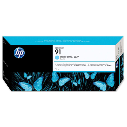 HP C9469A YELL #91_2