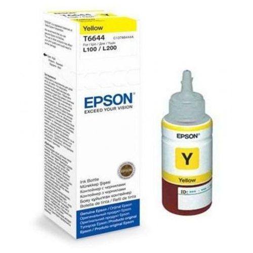 Epson t-6644 yel ink 70 ml