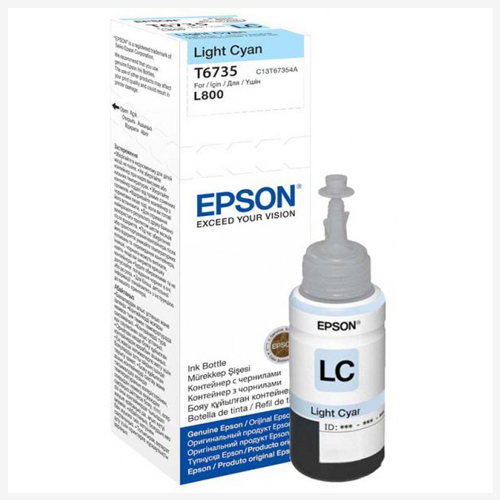 Epson t-6735 light cyan 70ml