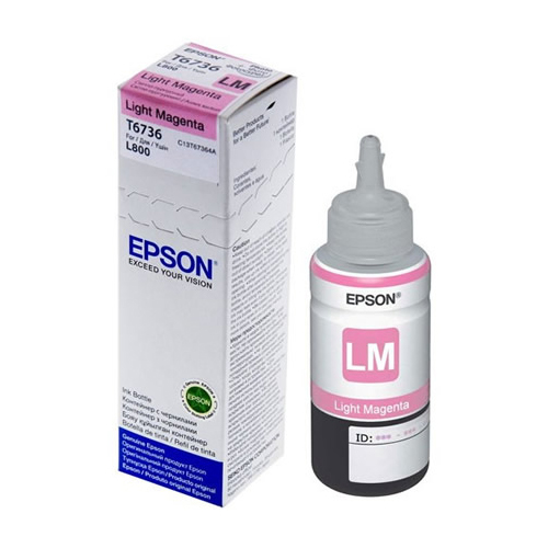 Epson t-6736 light magenta 70ml