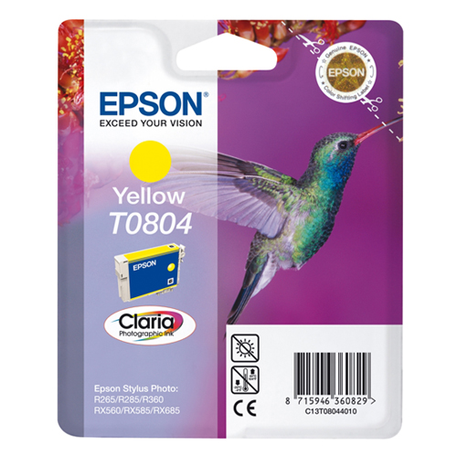 EPSON T0804 Yellow-R265/360/RX560/P50_2