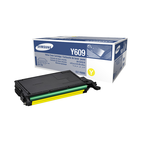 SAMSUNG CLT609 Yellow -CLP770_2
