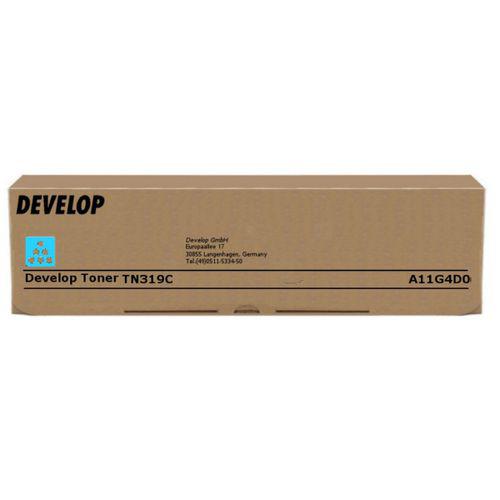 DEVELOP TN-319 Cyan-Ineo 360_2