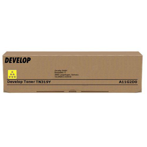 DEVELOP TN-319 Yellow-Ineo 360_2
