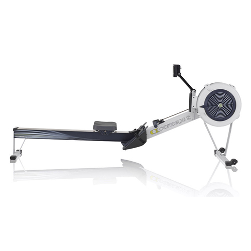 Concept2 (model d) rower