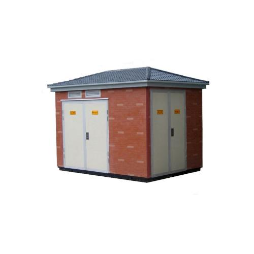 Ybm-10 / 0.4 prefabricated substation