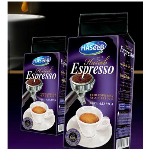 Haseeb espresso
