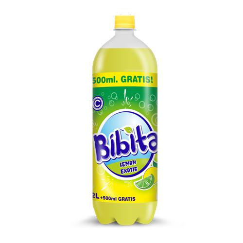 Bibita lemon exotic