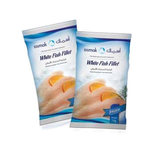 White fish fillet