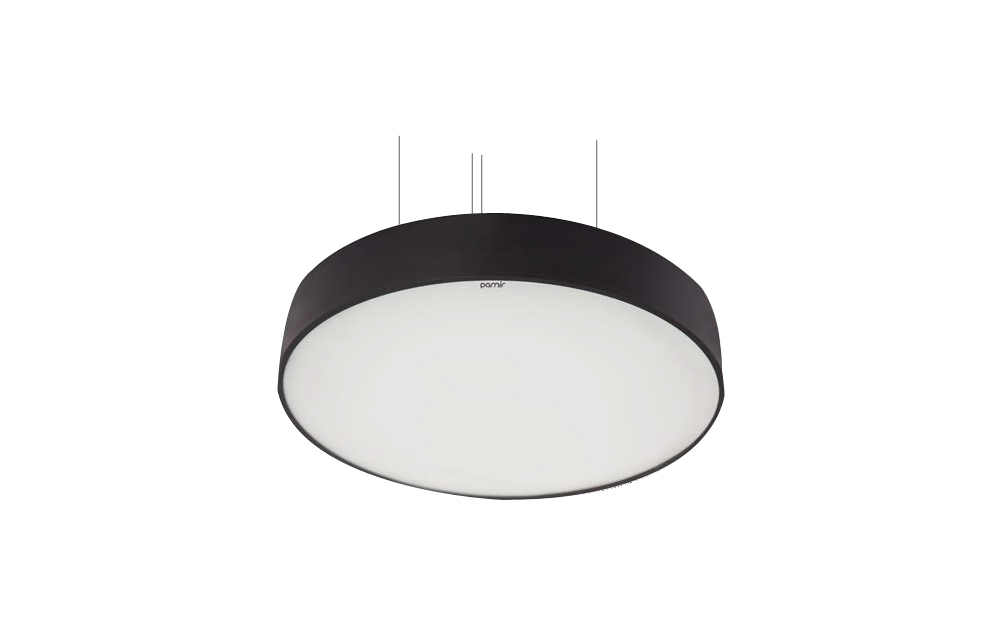 Galaksi dolunay - led suspended lighting fixtures with frosted acrylic diffuser