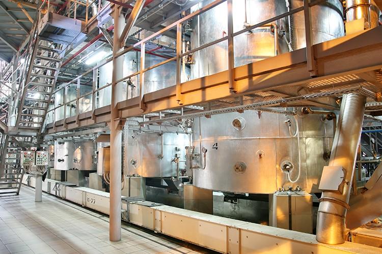 Oil Seeds Roasting Machine (Roaster)_4