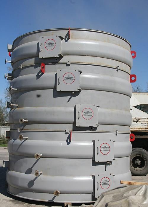 Oil Seeds Roasting Machine (Roaster)_2
