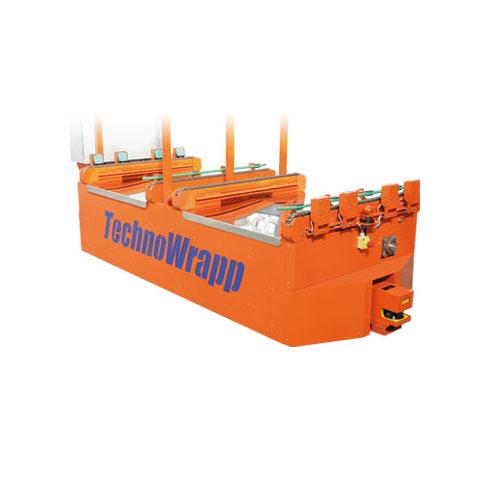 Pallet shuttle conveyors