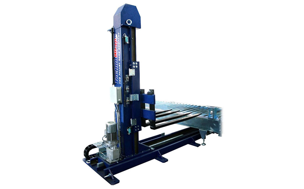 Pallet stacking device_2