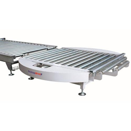 Turntable conveyors