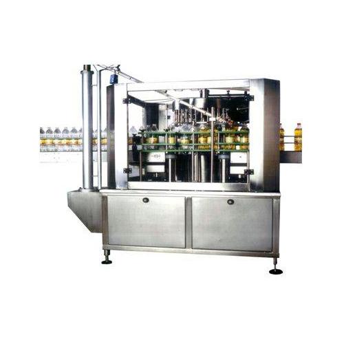 Automatic liquid filler