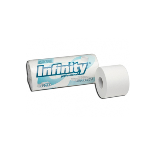 Infinity prof(10670)- toilet papers
