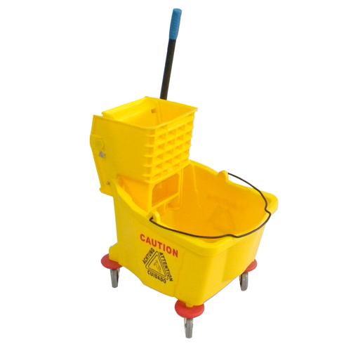 Mop Bucket Trolleys and Mop Wringers_2