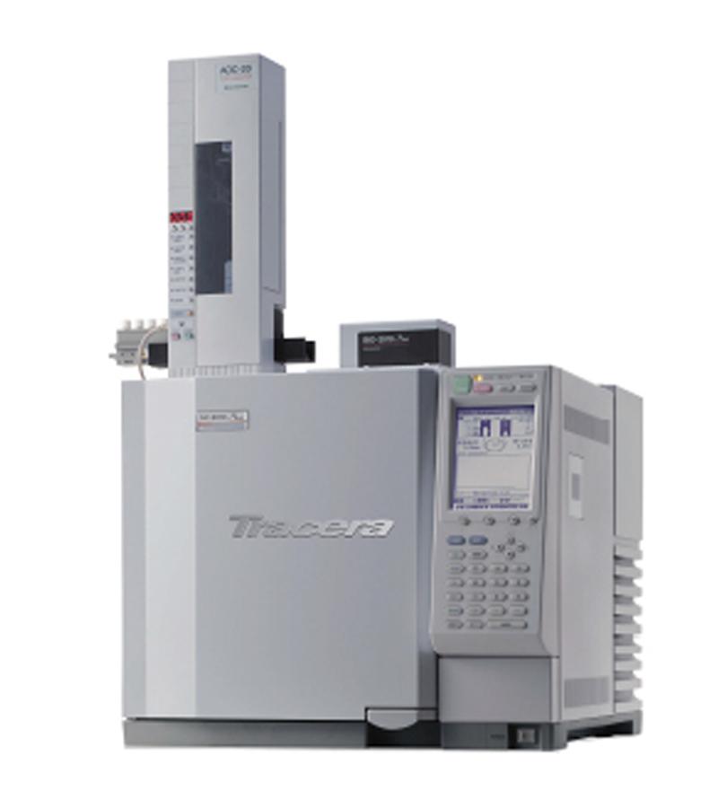 High-end gas chromatograph