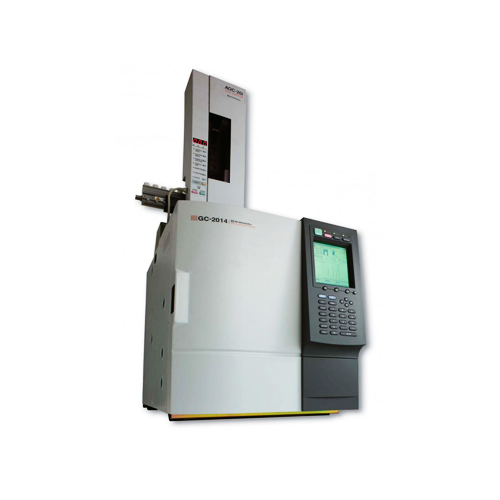 Standard capillary and packed gas chromatograph