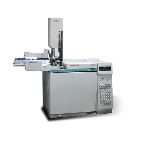 Energy-saving gas chromatograph